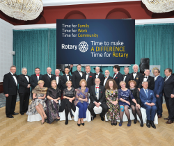 Sopot International Rotary Club,  sixteen-annual charity ball – XVI Charytatywny Ball