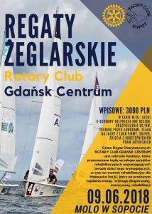 Regaty Żeglarskie Rotary Club Gdańsk Centrum @ Molo w Sopocie | Sopot | Poland