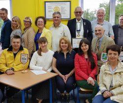 RC Kaliningrad Charity project