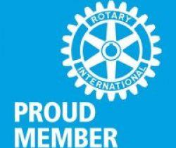 Yes , I'm a Rotarian