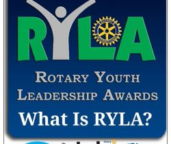 Energize the next generation of community leaders with a Rotary Youth Leadership