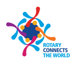 Rotary Theme 2019 – 2020    ROTARY CONNECTS THE WORLD