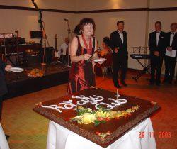 Charity ball 2003