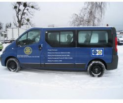 Special Vehicle for the Hospice