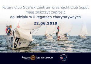 II Międzynardowe Regaty Charytatywne @ Molo Sopot | Sopot | Poland