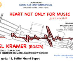 """""""Heart not only for music"""""""